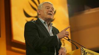 Lord Ashdown addresses delegates