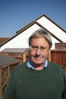 David Poor, Lib Dem district candidate for Exmouth Littleham (David Poor)