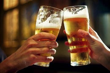 Two pints please.