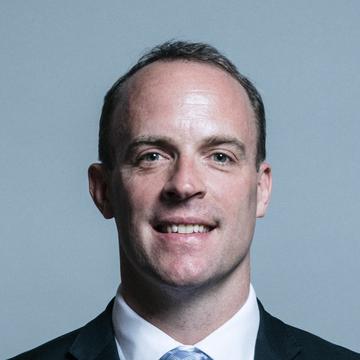 Raab (Chris McAndrew / UK Parliament)